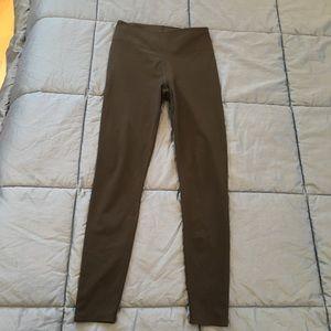 Uniqlo airism black leggings